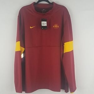Nike Iowa State University Therma Dri-Fit pullover